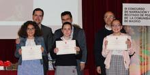 Entrega de los premios del IX Concurso de Narración y Recitado de Poesía 27