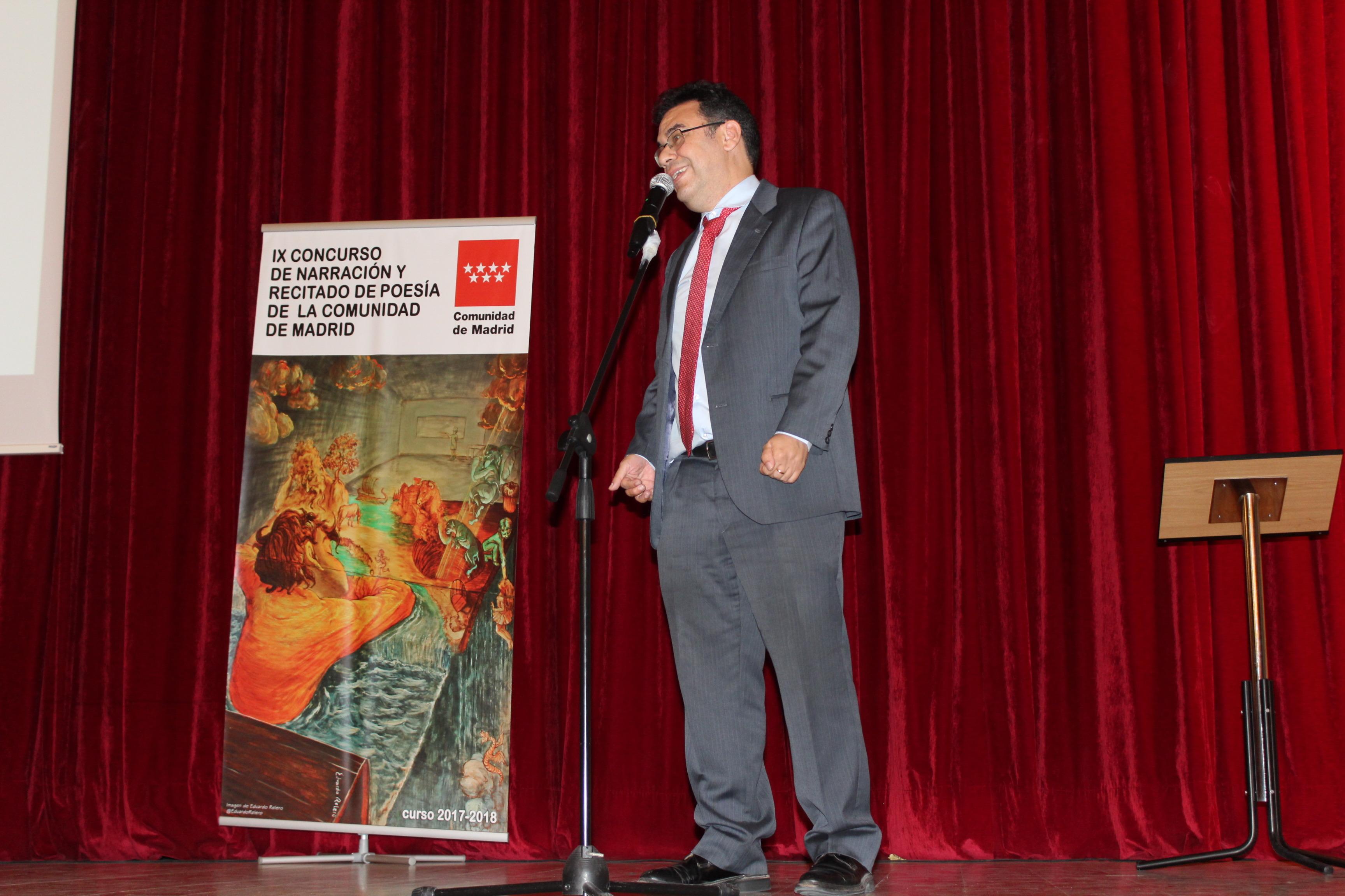 Entrega de los premios del IX Concurso de Narración y Recitado de Poesía 46