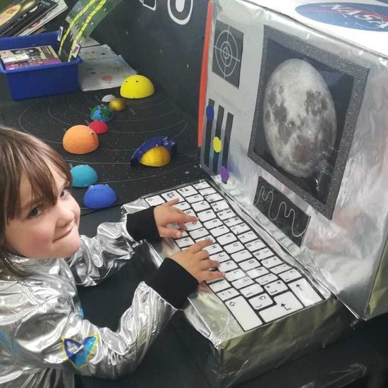 2020_01_31_La nave espacial de I5A_CEIP FDLR_Las Rozas 4