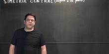 Bach1 - Simetría central