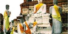 Budas decorados, Tailandia