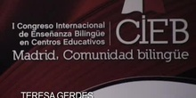 Taller: Training and updating of teachers working in bilingual educational environments