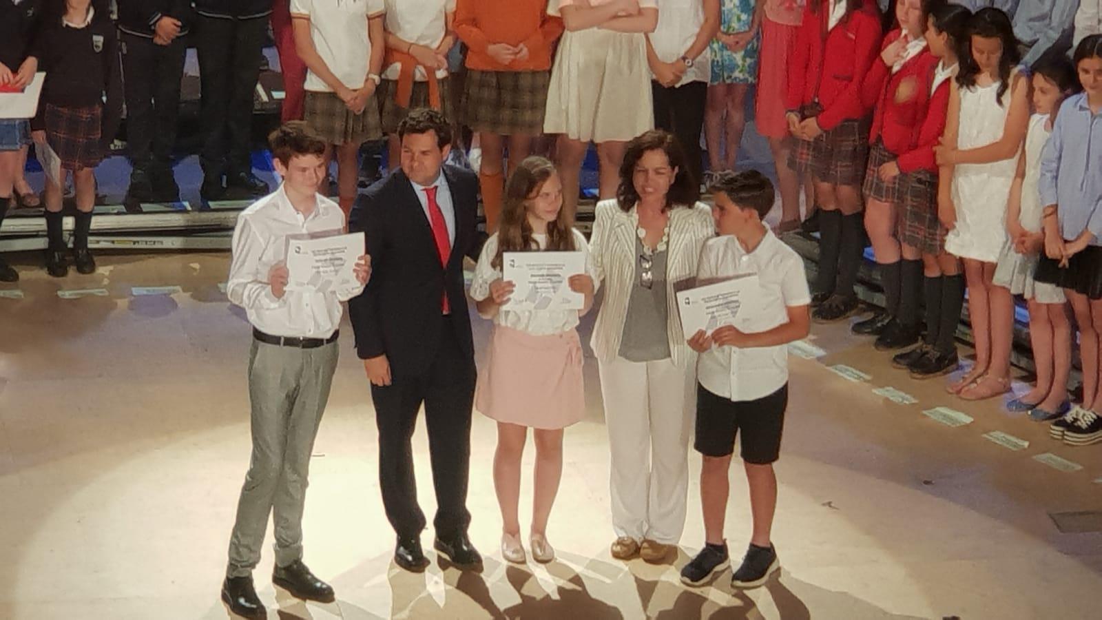 2018_06_14_Entrega de los Premios a la Excelencia Educativa 2018_CEIP FDLR_Las Rozas_Curso 2017-2018 12