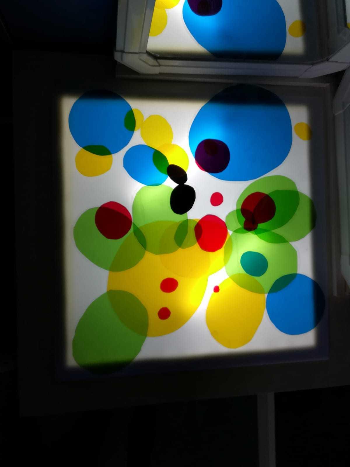 círculos, Kandinsky 2