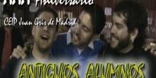 XXX Aniversario - ANTIGUOS ALUMNOS- CEIP Juan Gris de Madrid