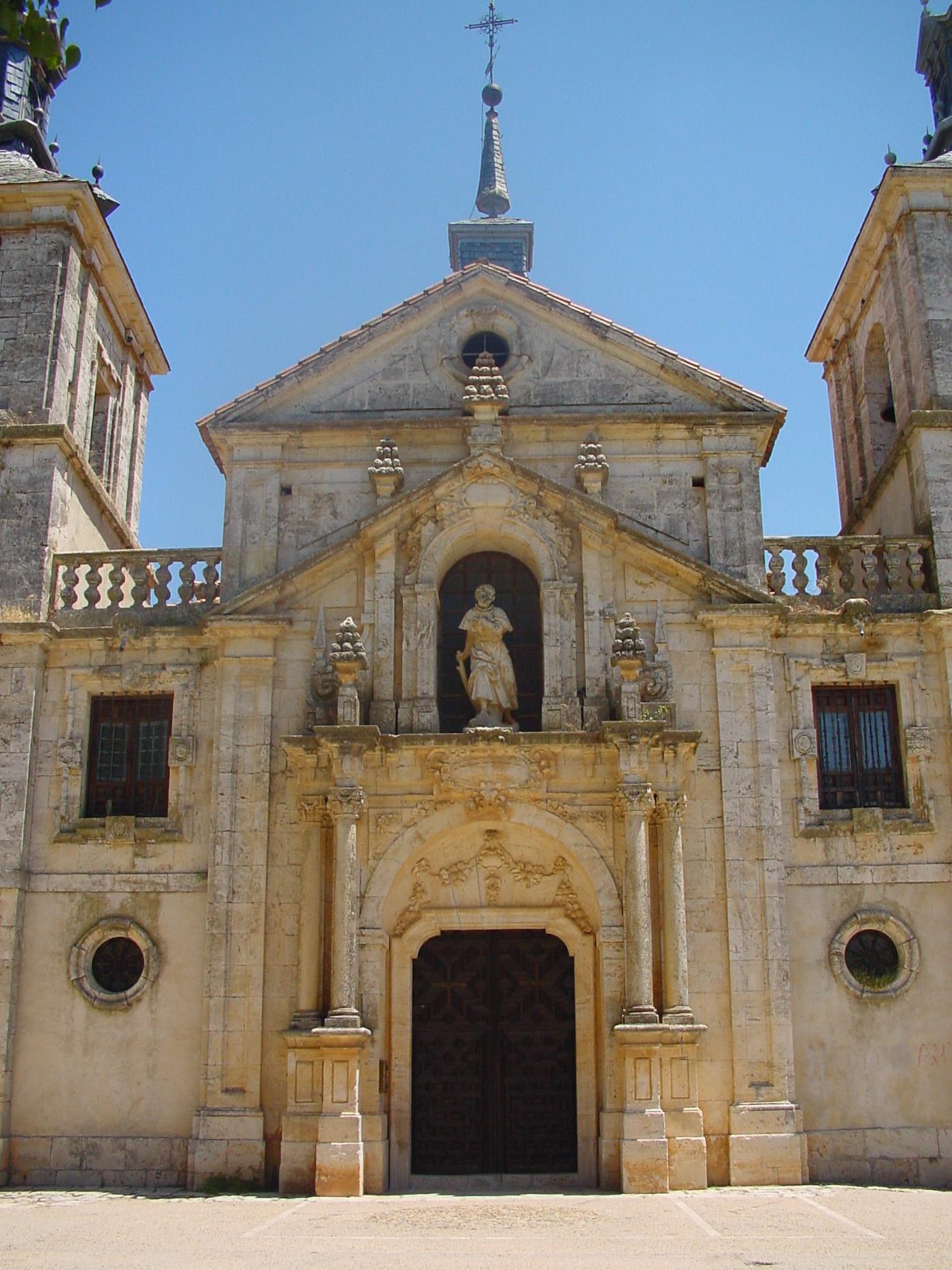 Palacio Iglesia de Goyeneche de Nuevo Baztán