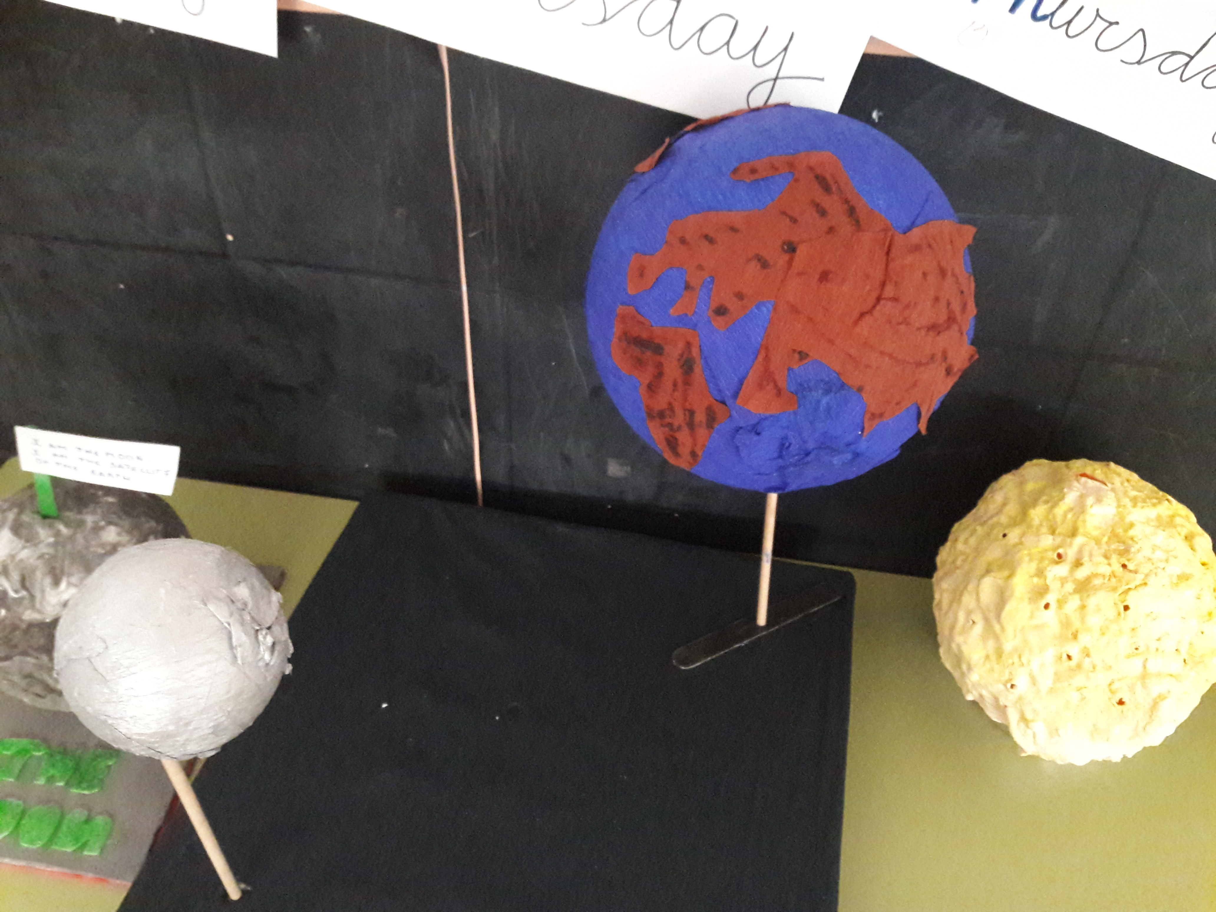 Our Solar System is at School 3