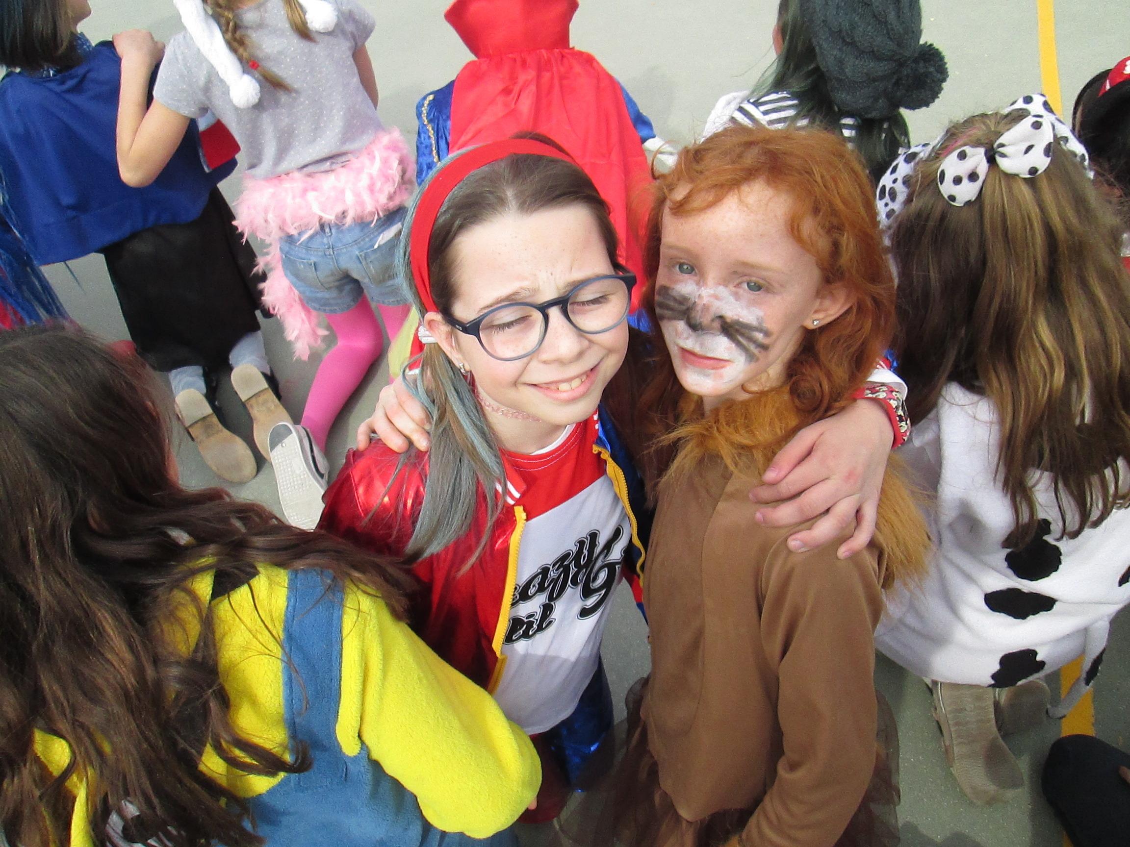 Carnaval 2019_5º C_CEIP Fernando de los Ríos_Las Rozas 4
