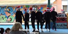 Navidad-Actuación 6º de Primaria