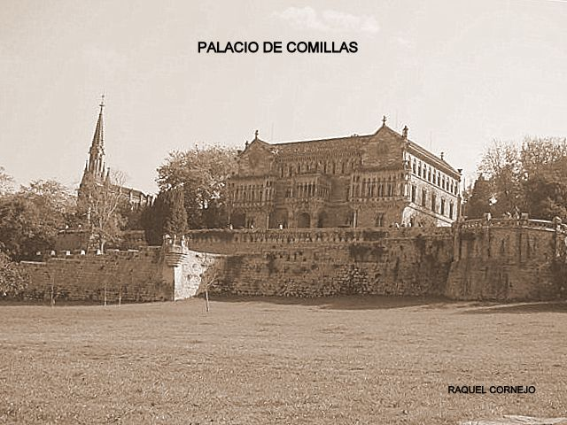 PALACIO COMILLAS RETOCADA
