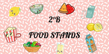 2°B FOOD STANDS