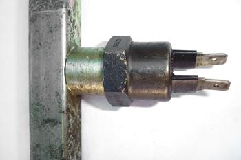 Sensor de temperatura de combustible