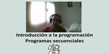 Iniciación a la programación - Estructuras Secuenciales