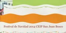 Festival Navidad San Juan Bosco Madrid 2014