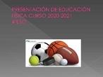 Presentación Educación Física 4ºESO