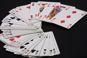 Baraja francesa o de póquer