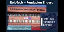 Candidatura RetoTech 18_19 CEIP Infantas Elena y Cristina