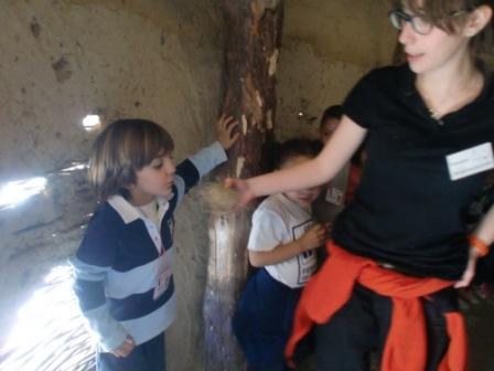 Infantil 4 años en Arqueopinto 2ª parte 28