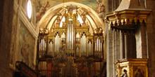 ábside principal, Catedral de Jaca