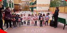 2019. CARRERA SOLIDARIA INFANTIL 4 AÑOS
