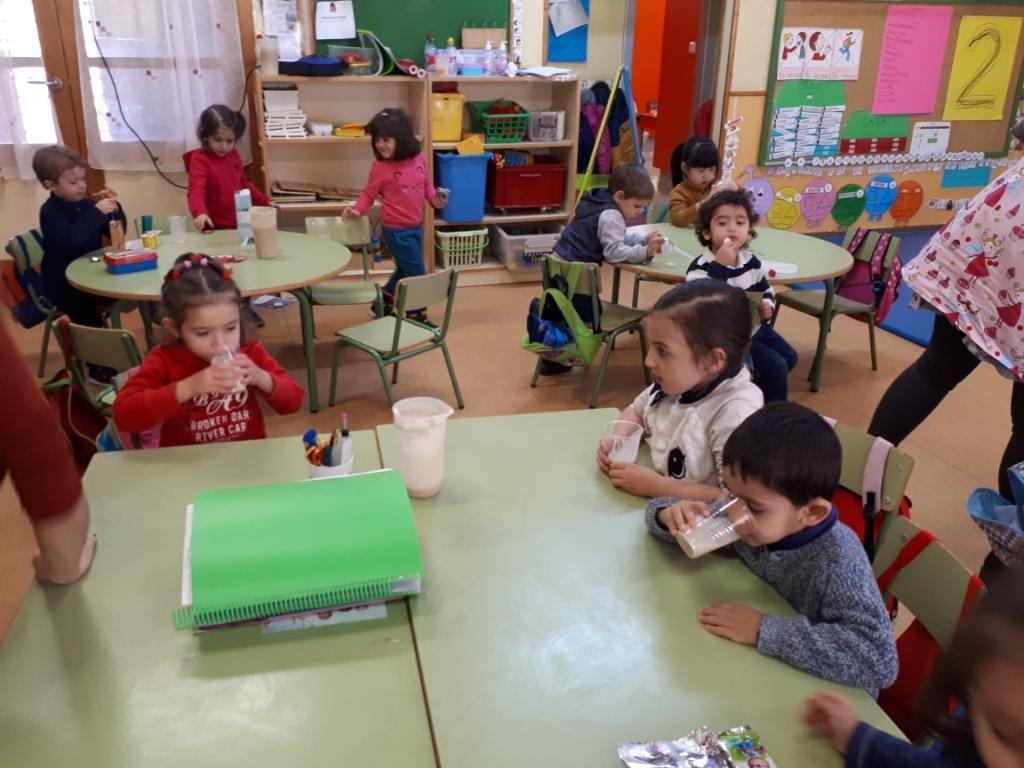 TALLER DE COCINA EN INFANTIL 12