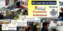 Visita virtual IES Juan de la Cierva (CICLOS FORMATIVOS)