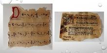 Departamento de música: Códices medievales 2017_18