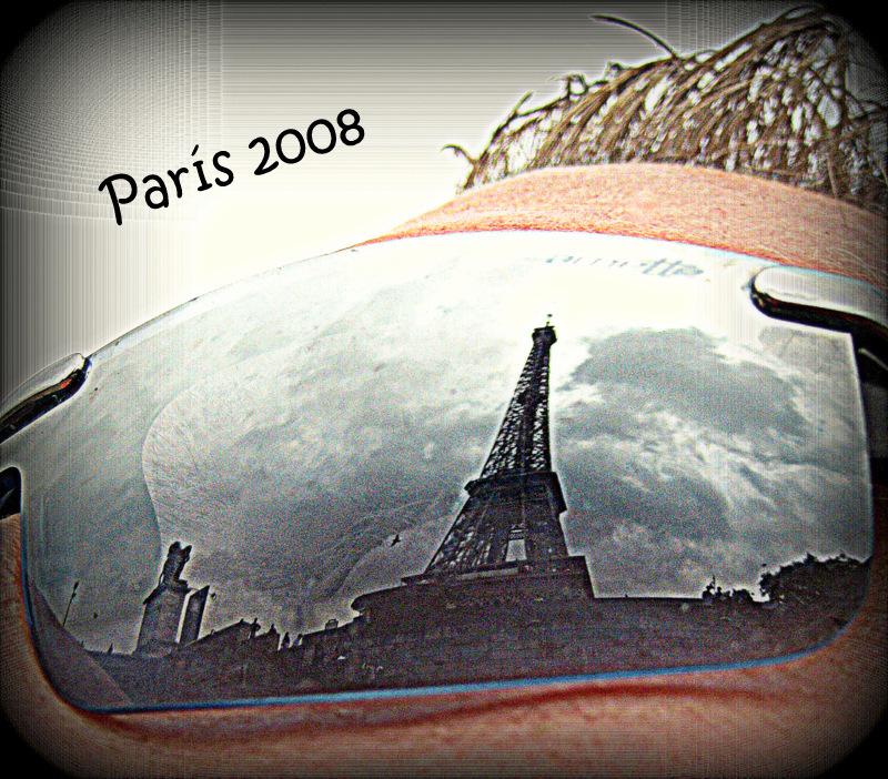 Gafas París