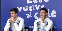 Jugadores del CD Leganés visitan el cole 3