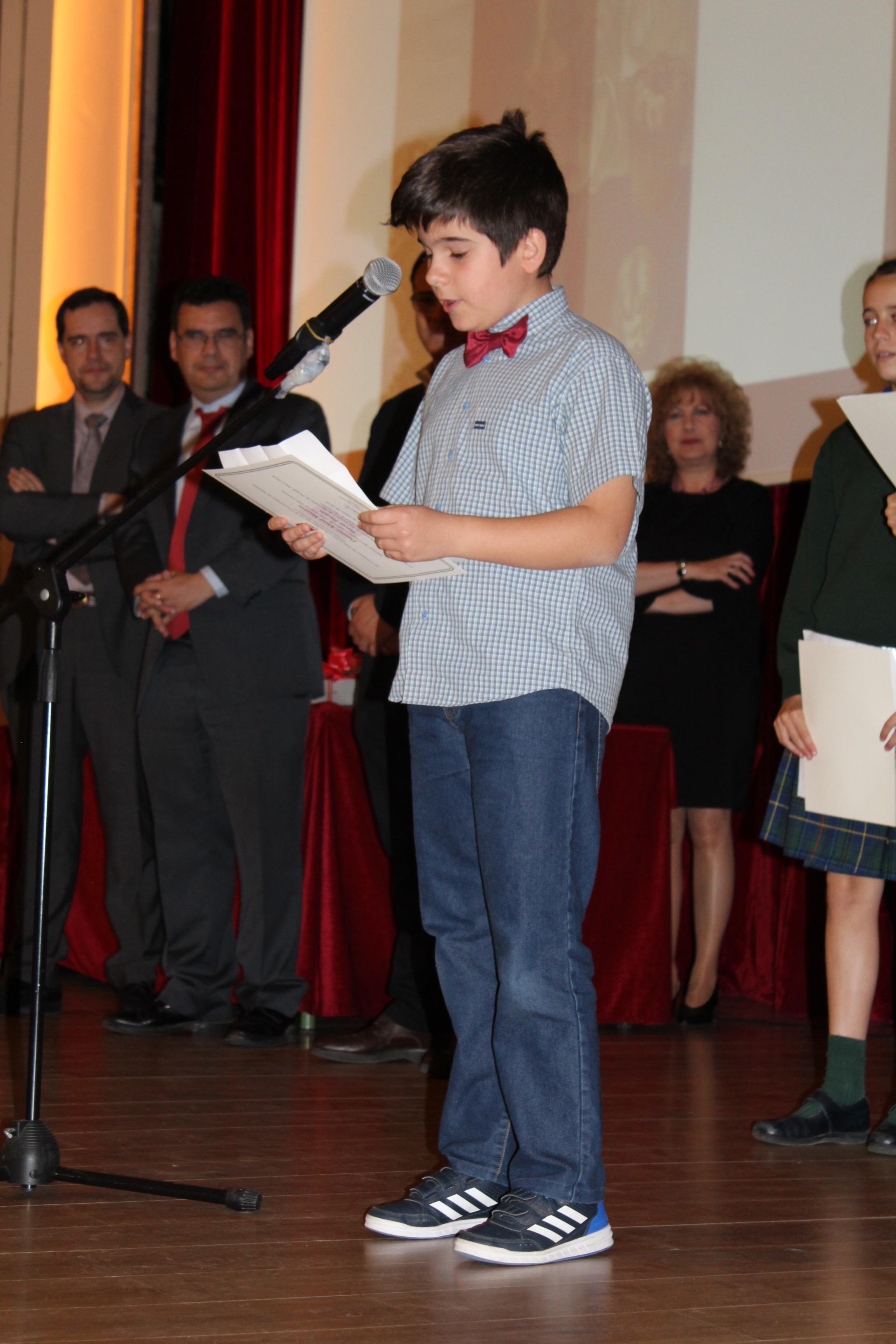 Entrega de los premios del IX Concurso de Narración y Recitado de Poesía 18