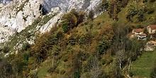 Casas típicas de montaña