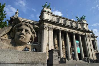 Museo de Bellas Artes, Amberes, Bélgica