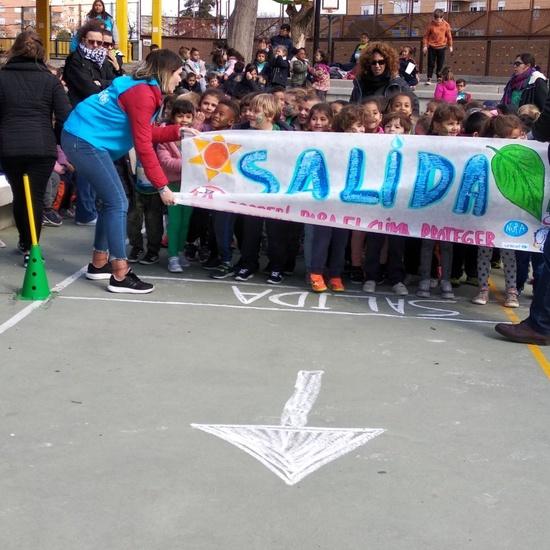 Carrera Solidaria 17