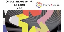 Conoce la nueva versión del Portal EducaMadrid (v.6.2)
