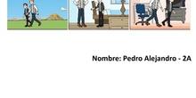 Cómic Pedro A.