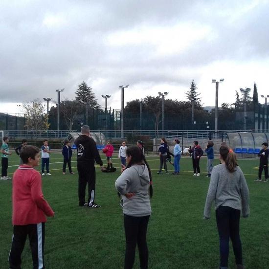 Actividad de rugby para 5º 4