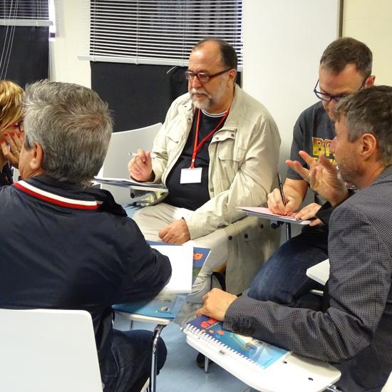 Curso Nuevas metodologías para la Enseñanza de Europa: ¡Esto no va de tratados! Jornada 9 de Junio. CTIF Madrid-Capital 6