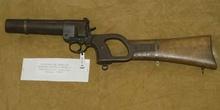 Pistola de señales Webley-Scott-1-Mark-1, Museo del Aire de Madr