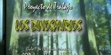 """Proyecto """"LOS DINOSAURIOS"""" CEIP Juan Gris de Madrid"""
