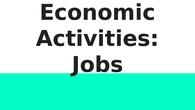 SOCIAL.Economic Activities_ Jobs