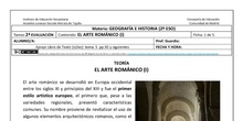 El arte románico 1