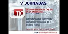 Implementación del proyecto de Innovación Tecnológica en el IES Rosa Chacel