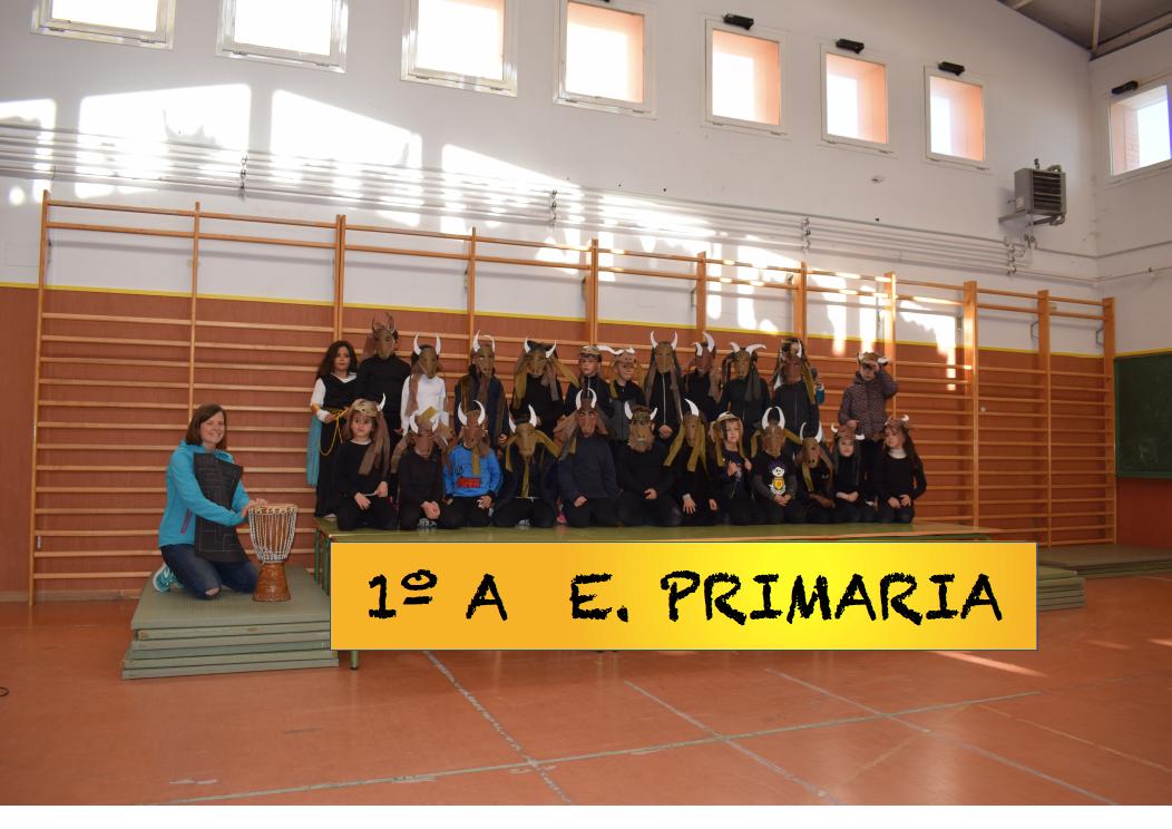 Carnaval 2019 E. Primaria Ceip Ágora de Brunete 7