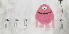 Audiocuento Monstruo rosa I3A