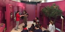 Centro de Interpretación de la Naturaleza. Montecarmelo. 6º curso. 16