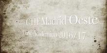Concierto cierre de actividades formativas CTIF Madrid-Oeste IV