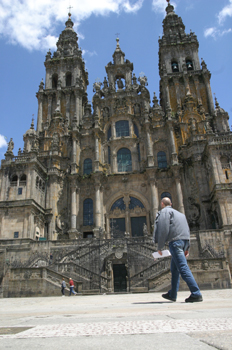 Catedral de Santiago de Compostela, La Coruña, Galicia