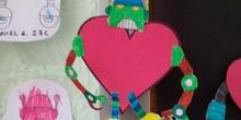 "#cervanbot III: Marioneta ""Robótica con corazón"" (grabado por alumnos)"