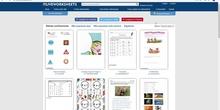 Liveworksheets tutorial primeros pasos