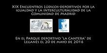 ENCUENTROS LUDICO DEPORTIVOS 2016